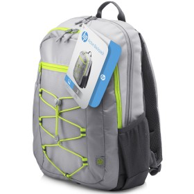 "Morral HP 15.6"" Active Gris / Verde"