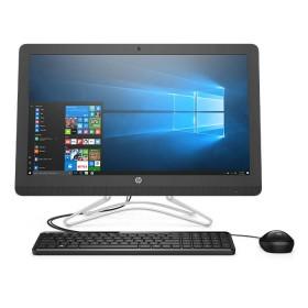 """PC All in One HP - 24-E003 - AMD A9 - 23.8"""" Pulgadas - Disco Duro 1Tb - Negro"""