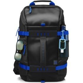 "Morral HP Odyssey 15,6"" Negro / Azul"