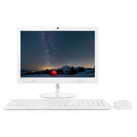 "PC All in One LENOVO - F0D8000ALD - AMD - 19.5"" Pulgadas – Disco Duro 1Tb – Blanco"