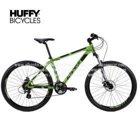 """Bicicleta de montaña HUFFY de 27.5"""" Verde"""