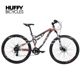 """Bicicleta de montaña HUFFY de 29"""" Gris"""
