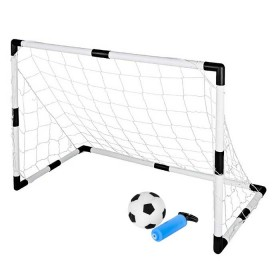AO JIE Arcos Futbol Bola e Inflador