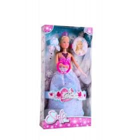 Muñeca Steffi Love princesa mágica Simba rosado