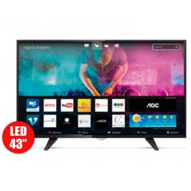 "TV 43"" 108cm AOC 43S5970 FHD Internet"