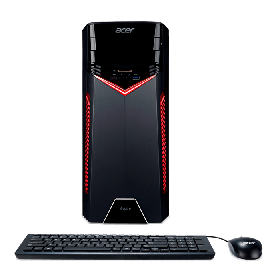 PC Gamer ACER - GX-785-SR12 - Intel Core i7 - Disco Duro 1TB - Negro