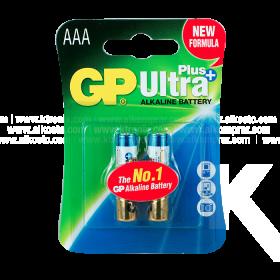 Pilas Alcalina AAA GP Plus Ultra