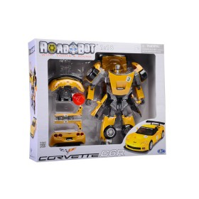 Robót Corvette transformer Roadbot Happy Well Amarillo