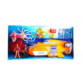 OCEAN QUEST Playset Exploración submarina