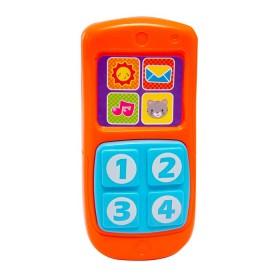 INFUNBEBE Teléfono para bebe con sonido