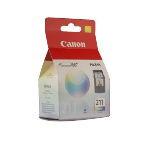 Tinta CL-211 Color CANON 9ml