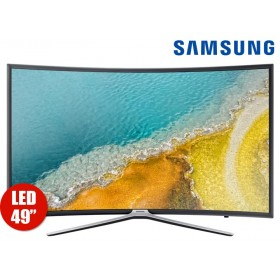 "TV 49"" 124cm LED SAMSUNG 49K6500 Full HD"