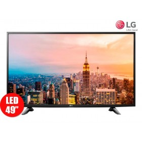 "Tv 49"" 123 cm LED LG 49LH573 Full HD Internet"