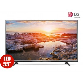 "Tv 55"" 139cm LED LG 55UH615T Ultra HD Internet"