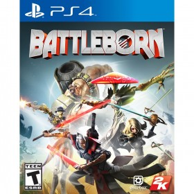 Videojuego Battleborn PS4 (Videojuego PlayStation)-5