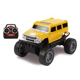 Vehículo a control remoto Motor Extreme 1:20 Amarillo