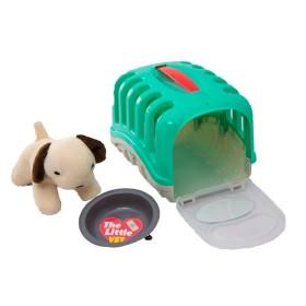 THE LITTLE VET Casa para perro con accesorios