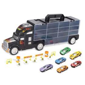 MOTOR EXTREME Camion Transportador 6 carros
