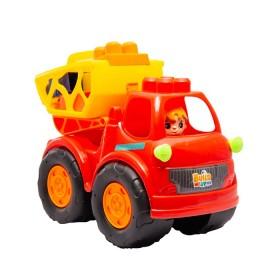 BUILD ME UP MAXI Camión con bloques 650063