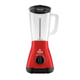 Licuadora IMUSA Powermix 8V Rojo