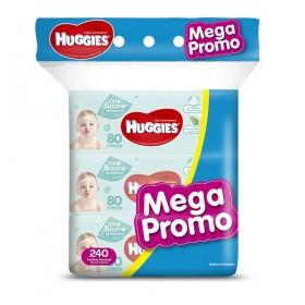 Toalla Húmeda HUGGIES Mega Promo One & Done x 240