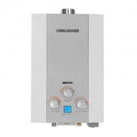 Calentador de Paso CHALLENGER 10LT WHG7104 GN TF Gris1