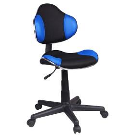 Silla de Oficina TUKASA 9007 Negro/Azul