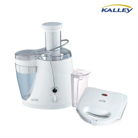 Kombo KALLEY Extractor de Jugos JE700 + Sanduchera SM101