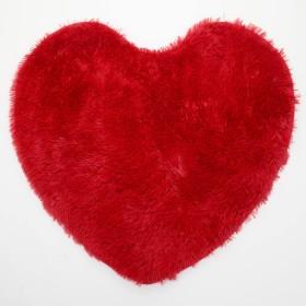 Tapete K-LINE Corazón Rojo