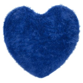 Tapete K-LINE Corazón Azul Profundo