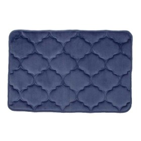 Tapete de baño K-LINE Textura Azul