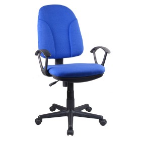 Silla de Oficina TUKASA 8051 Azul
