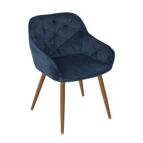 Silla de Diseño TUKASA Azul 80139A
