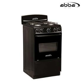 Estufa ABBA AB 101-1 TH51SE- Color Negro