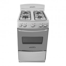 Estufa de Piso ABBA AB101-1 TH 50SE Gris1