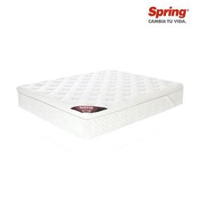 Colchon SPRING Semidoble Comfort One Box 120 x 190 cms