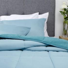 Comforter KAMUCHY Extradoble Verde