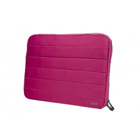 "Funda Portátil TECHBAG 13"" Soft Fucsia"