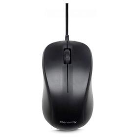 Mouse ESENSES Óptico Alámbrico Negro