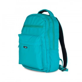 "Morral TECHBAG Nylon 15"" Turquesa"