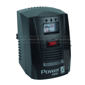 Regulador Voltaje Power 1000  MAGOM