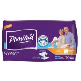 Protector Incontinencia PLENITUD Neutro M x 20