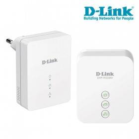 Kit Powerline D-LINK N150 Mbps