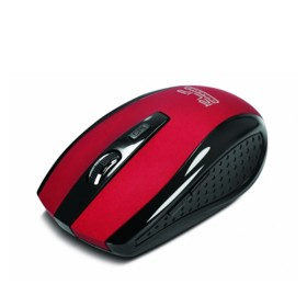 Mouse KLIPXTREME Klever Inalambrico Optical KMW340 Rojo