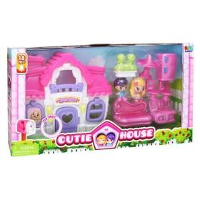 Casa De Muñecas con accesorios Cutie Hous