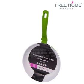 Sartén Inducción - FREE HOME 24 cm 4.0 Verde BFT-SFP