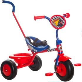 Triciclo CHEERWAY Race Azul/Rojo