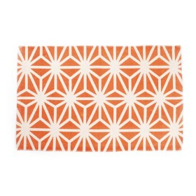 Tapete Decorativo FREEHOME 50 x 80 cms Naranja