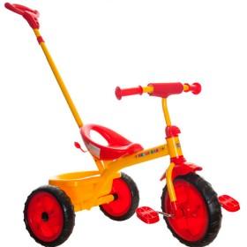 Triciclo CHEERWAY Hello baby Rojo/Amarillo