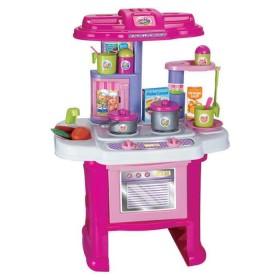 Mi primera cocina con luces y sonido niñas